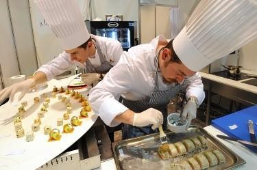 30 plazas para el puesto de ayudante de cocina son