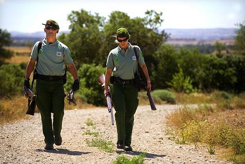 Agente forestal