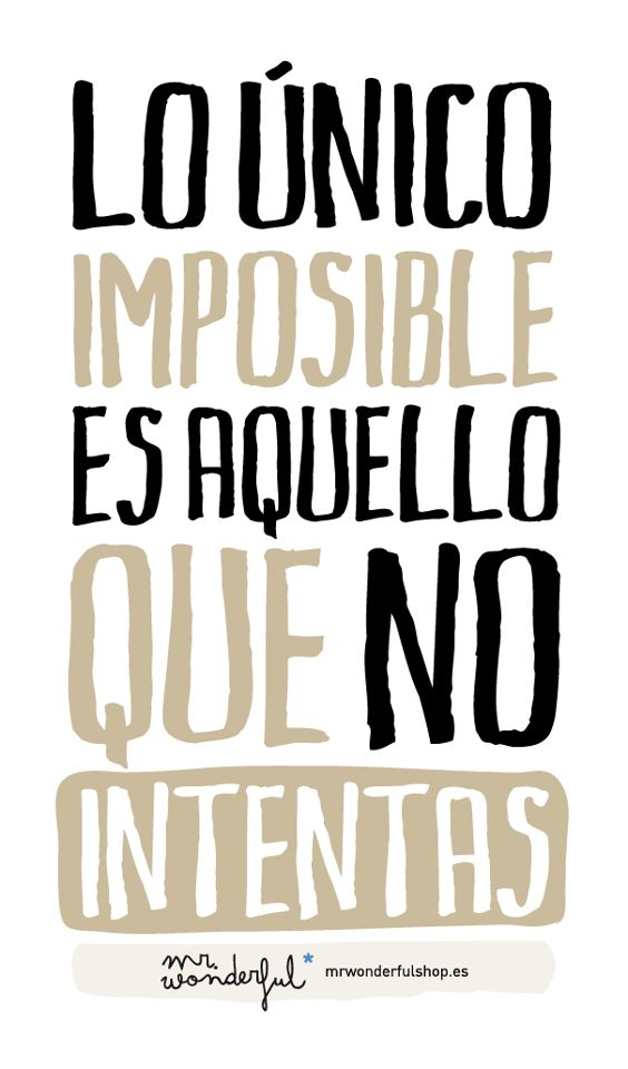 imposiblenada