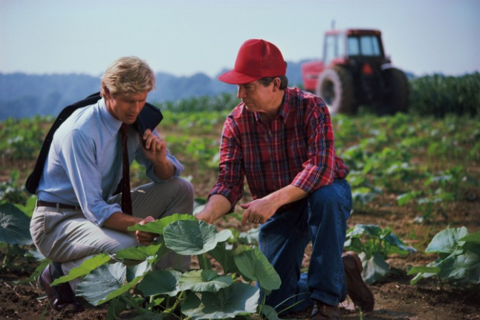 Ingenieros agrónomos